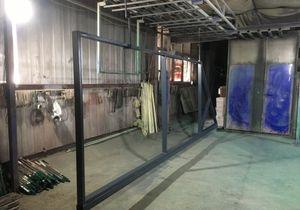 Полимерно порошковая покраска металлоконструкций: цены в Москве
